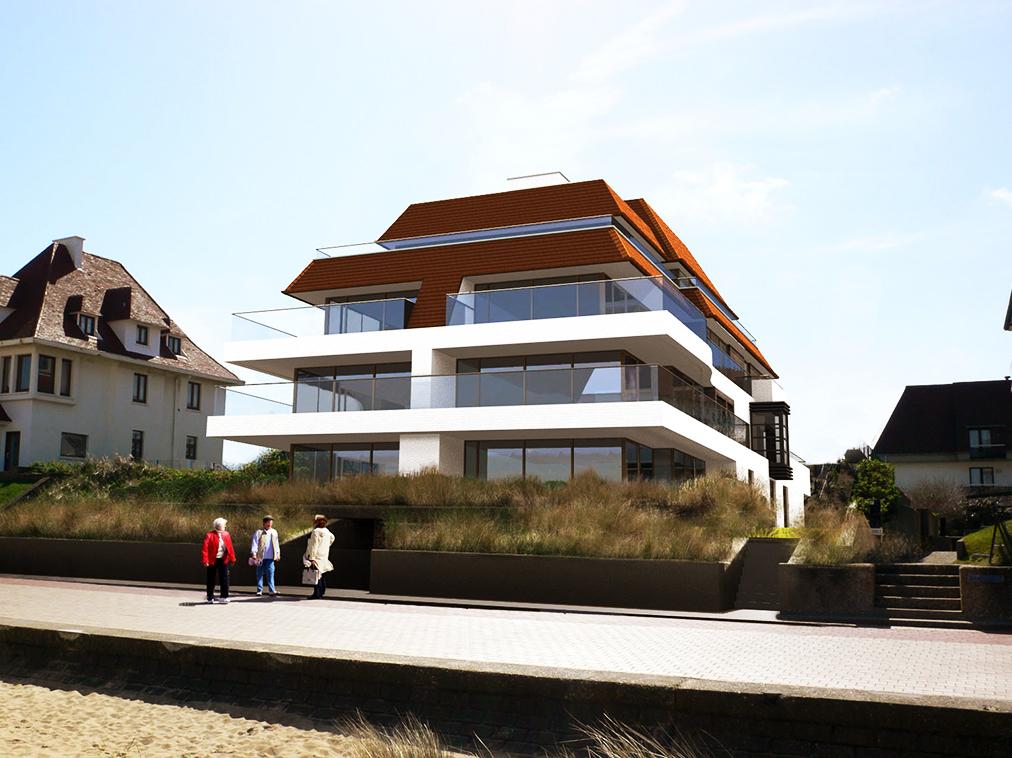 Square Feet - Projet North Beach